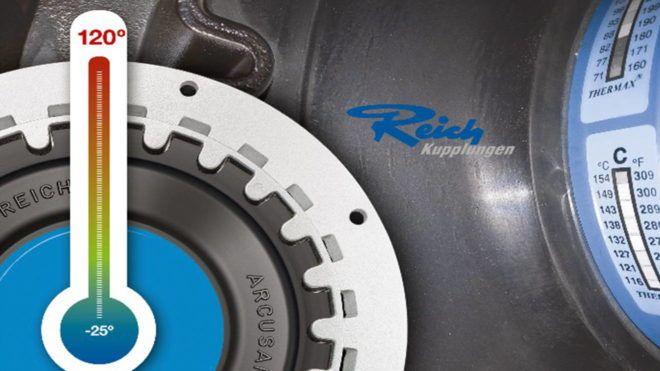 REICH news neues y elastomer verlängert standzeit von bewährter arcusaflex kupplung ums 7fache main 660x371 - News